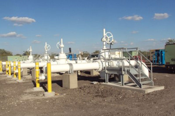 Lone Star West Texas Gateway, 473 Miles of NGL Pipeline, 11 Pump Stations & 12 Laterals