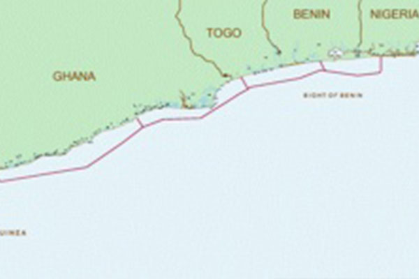 West African Gas Pipeline, Onshore/Offshore Gas Distribution Network Delivering Gas from Nigeria